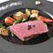 極上肉の希少部位をグリルで満喫『宮崎牛のミスジのステーキ』(160g)