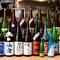 全国47都道府県その土地で創られた地酒100種類以上が飲み放題!
