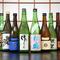 東京ではあまり見られない日本酒を厳選