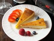 チーズ大好きのスタッフが作る こだわりチーズケーキ