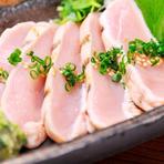「総州古白鶏」食通が選んだ本物の味をご堪能ください。