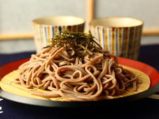 技術の向上を図る『手打ち蕎麦』を始めとする和食料理