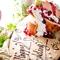 ラクレットも楽しめる! 焼き鳥&野菜巻き串×チーズフォンデュ