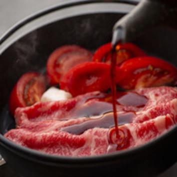 【鍋】大和牛ぶつ切り牛鍋プラン 5,000円
