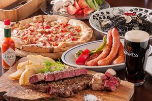 お料理のみコースや、各種飲み放題コースが充実。