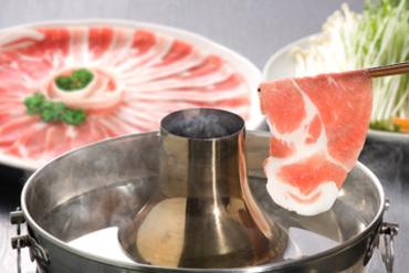 イタリア産ドルチェポルコ豚 しゃぶしゃぶ食べ放題