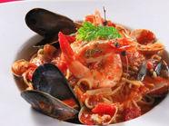 食べごたえ十分の『パスタ』