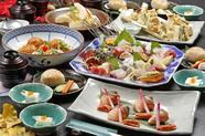 ランチタイムにおススメ『刺身と天ぷらご膳』
