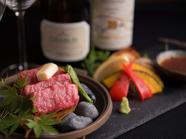 お肉とお魚が一緒に楽しめる『ステーキご膳』