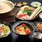 人気のメニューをお愉しみ頂けるコース。九州ならではのおいしさをお召し上がりください。