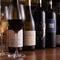 気軽に飲めるものから、種類充実のイタリアワインで乾杯!