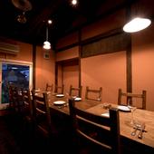 美味しい料理とくつろぎの空間で、ゲストを温かくおもてなし