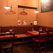 きっと120%の笑顔が生まれる、明るく陽気なイタリア食堂