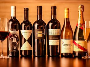 専属ソムリエが厳選したヨーロッパの「ワイン」