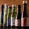 気軽にいろいろ味わえる五寸瓶の日本酒が集い、飲み比べが楽しい