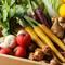 地元「大原の野菜」は鮮度のみならず、そのクオリティーも秀逸