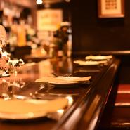 平素から、お客様主体のお食事をコーディネートするのがモットーの【グリリア ディ ガエターノ】では、大切な記念日や接待などにも、主役の方のお好みやご希望をしっかり伺います。ぜひご相談ください。