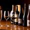 世界各国からソムリエ厳選のワインが充実のラインナップ