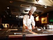鉄板焼 ステーキ パンドラ