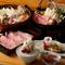 とろける味わいがクセになる。A5クラスの近江牛・神戸牛・松阪牛