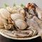 調理には主に国産食材を使用し、細部に至るまでこだわりあり