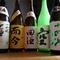 酒蔵を訪ねて厳選した日本酒の数々