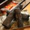 本物の備長炭を使っているから食材が美味しく焼き上がる