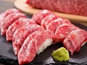 和牛炙り寿司× ビーフタッカルビ 肉バルミート吉田 上野店