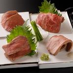 接待や会食などに最適。彩も良く華やかなのコース料理