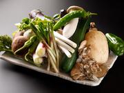 ※当店の野菜は全て国産野菜を使用しております