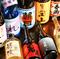 焼酎や日本酒も豊富なラインナップ