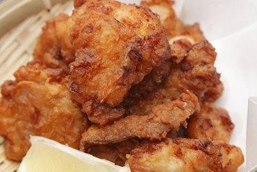 自家製若鶏の唐揚げ プレーン