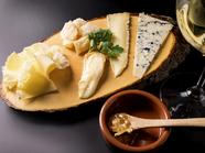 ◆旬のナチュラルチーズ◆