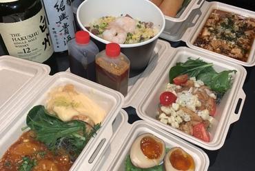 色彩の饗宴、料理の充実。ワンプレート上の美しさ『前菜 本日のオードブル盛り合わせ』