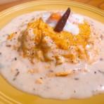 当店の看板メニュー的なオムライスです! レモン果汁とバターの風味、奈良県産のしょう油で作った特製てりやきソースがトロトロ卵と出会うと絶品の美味しさです。まずは香りから楽しんで頂ければ。