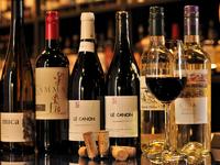 女性の心を掴む料理やオーガニックワインが人気