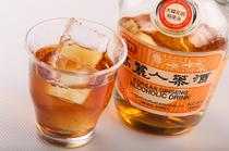 高麗人参酒など韓国のお酒も充実