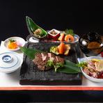 ステーキコース(黒毛和牛ヒレ)