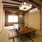 二階 個室「菊」