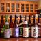 全国各地から厳選したプレミアムな日本酒を堪能