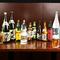 100種類以上のドリンクがあるから、きっと好みの酒に出合える