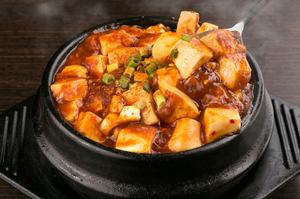 痺れる美味しさ『石鍋陳マーボー豆腐(激辛・激うま)』