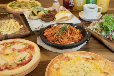 さまざまなシーンで楽しめる、嬉しい食べ放題『ピザ・パスタ食べ放題&ケーキバイキング』