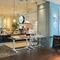 カフェスペースとディナースペース、異なる使い方を楽しんで