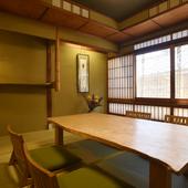 """会食が行われる、日本の伝統文化を""""今""""に伝える個室"""
