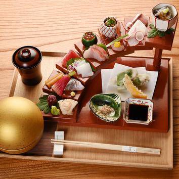 (ランチ)15食限定 ちらし寿司セット