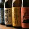 「純米酒」にこだわって店主が集めた、30種類以上の日本酒に酔う