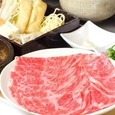 神戸牛前バラセット【お野菜・薬味・〆の麺も付いてます】