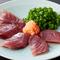 広島産かきを粉焼きにした一番人気のかき料理『かきたたき』