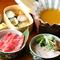 北海道から沖縄県まで。日本各地の旬の食材で出汁の旨味に出合う